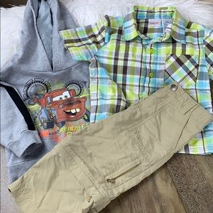"""Ready for Action"" boys 18 mo Bundle"